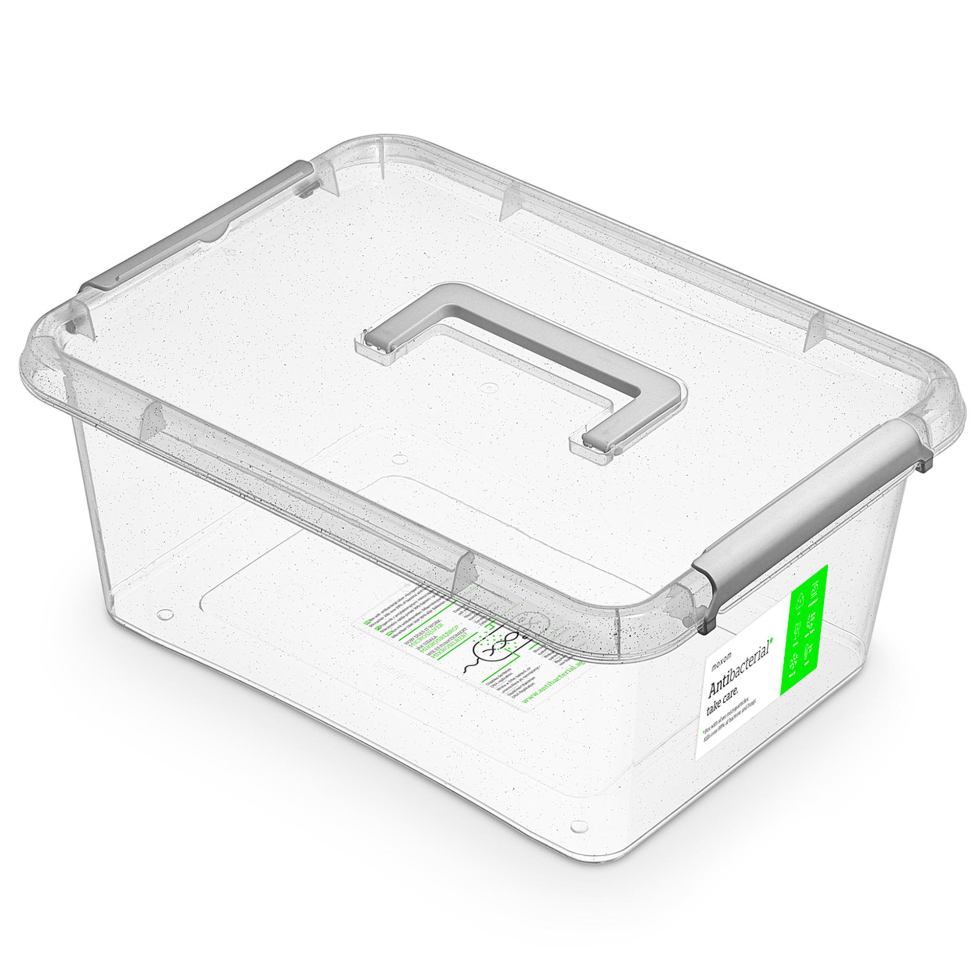 Behälter Frischhaltedose Dose antibakteriell Nanobox 13 L ORPLAST